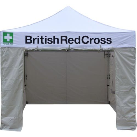 Emergency Services PVC Marquee