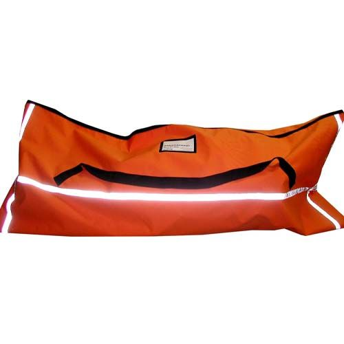 PVC HD Carry Bag with Hi-Vis Stripes
