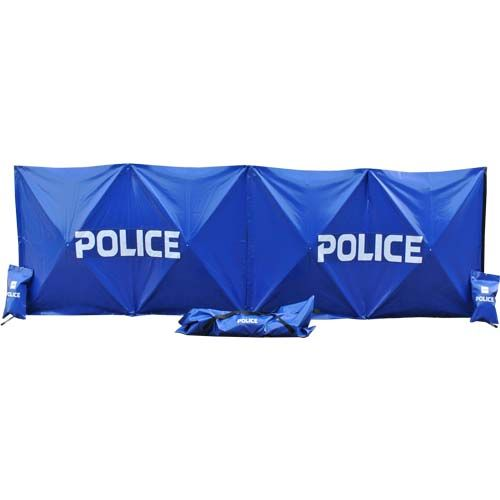 PVC Screen - Pop-Up Speed Tent System