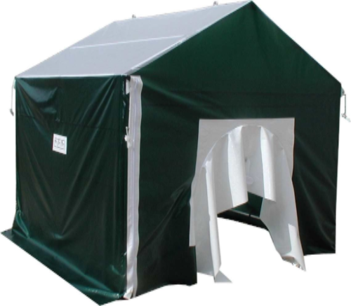 Site / Elephant Piping Tent