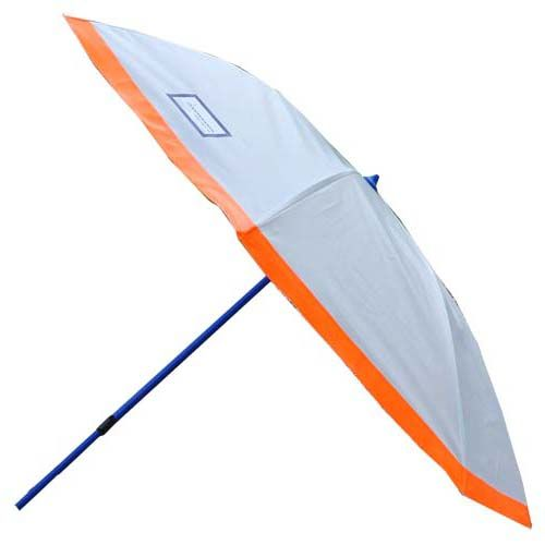Translucent PVC Umbrella with Safety Stripes